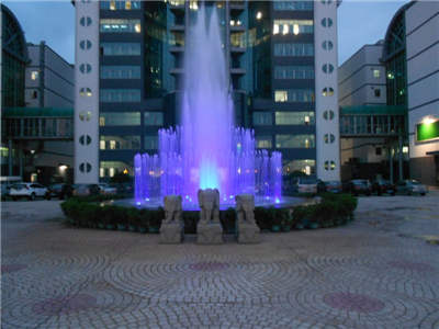 深圳雅视集团音乐喷泉控制系统
