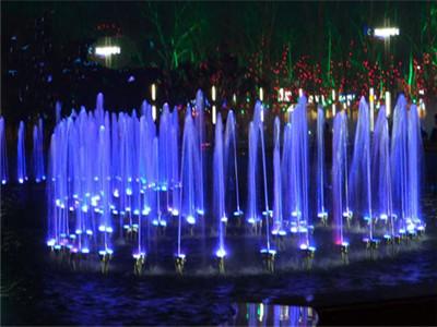 北京棕榈滩程控喷泉控制系统及控制柜